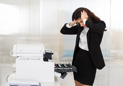 Printer Problems — IT Solutions in Bowen, QLD